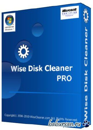 Wise Disk Cleaner 8.11.578 (2014) RUS Portable by PortableApps