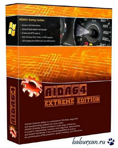 AIDA64 Extreme Edition 4.50.3000 Final (2014) RUS Final RePack & Portable by elchupakabra