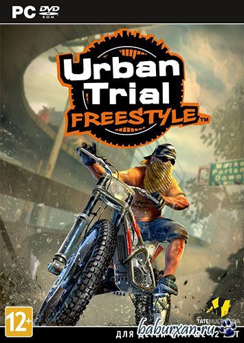 Urban Trial Freestyle v.1.02 + DLC (2013/PC/RUS) Repack by R.G. Механики