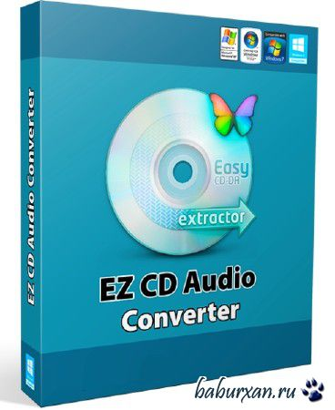 EZ CD Audio Converter 2.1.5.1 Ultimate