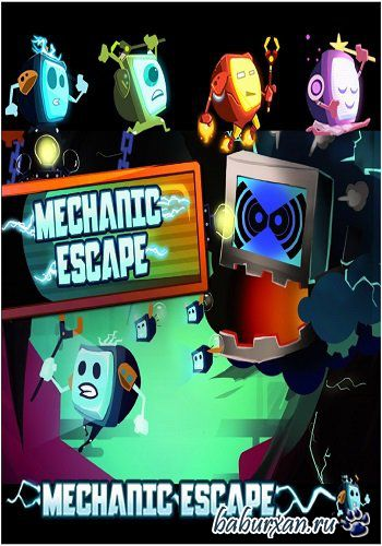 Mechanic Escape v.1.0.1 (2014/PC/EN) Repack by Let'sРlay