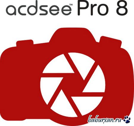 ACDSee Pro 8.0 Build 263 Final (2014) RUS RePack by Alexanya