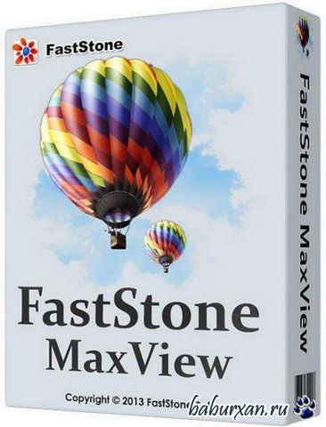 FastStone MaxView 2.8 (2014) RUS RePack & Portable by D!akov