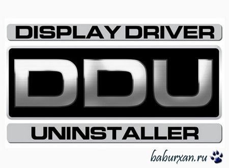 Display Driver Uninstaller 13.5.2.0 (2014) RUS