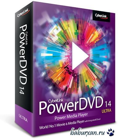 CyberLink PowerDVD Ultra 14.0.4704.58 (2014) RUS