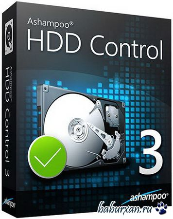 Ashampoo HDD Control 3.00.40 Corporate Edition (2014) RUS RePack by D!akov