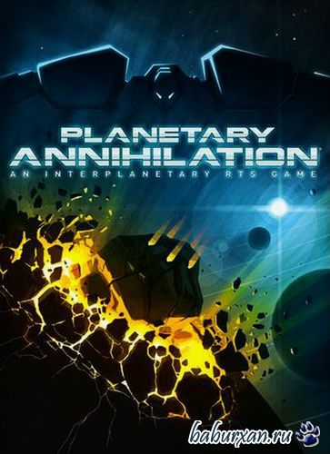 Planetary Annihilation v.1.0.75539 (2014/PC/RUS) + 2 DLC Repack by R.G. Origins