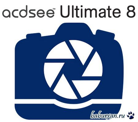 ACDSee Ultimate 8.1 Build 377 (2014) RUS RePack by by D!akov