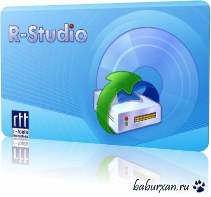 R-Studio 7.5 Build 156292 Network Edition (2015) RUS RePack & Portable by elchupacabra