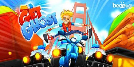 Get Ghost! Stunt Bike Runner v1.0.9 APK