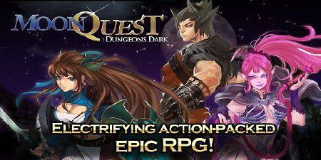 Moon Quest: Dungeons Dark v1.0.7 APK