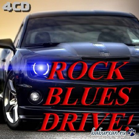 Rock. Blues. Drive! (2015)