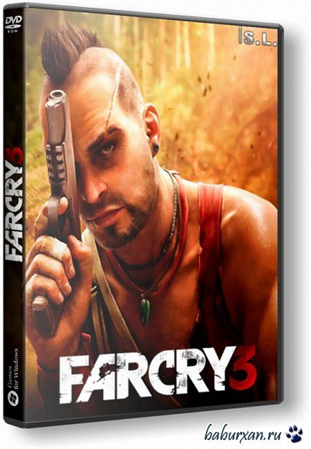 Far Cry 3 v1.05 (2012/RUS/RePack от SeregA-Lus)