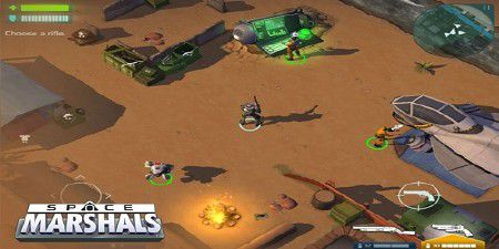 Space Marshals v1.1.4