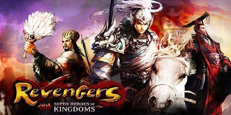 Revengers: Super heroes of kingdoms v2.0.1