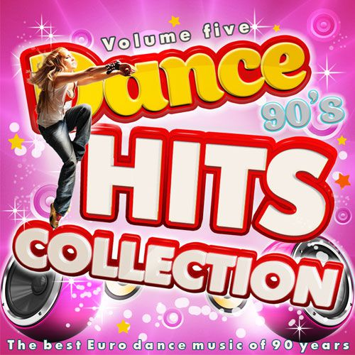 Dance Hits Collection 90's - Vol.5 (2015)