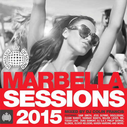 Ministry Of Sound - Marbella Sessions  (2015)