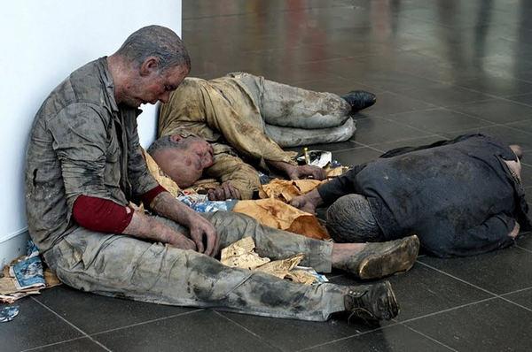 Очень реалистичные скульптуры Дуэйн Хэнсона