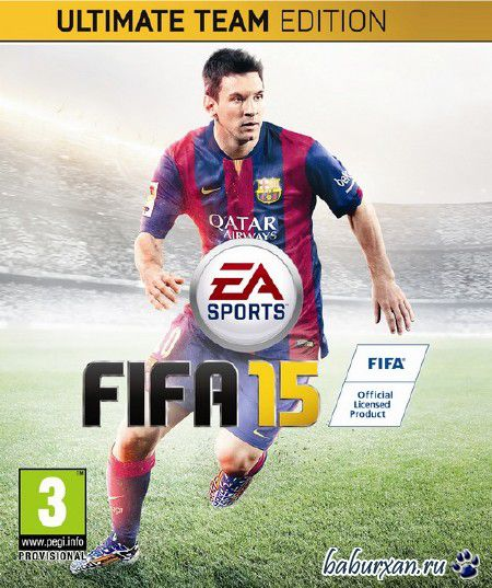 FIFA 15: Ultimate Team Edition - Update 4 (2014/RUS/ENG/Repack от SEYTER)