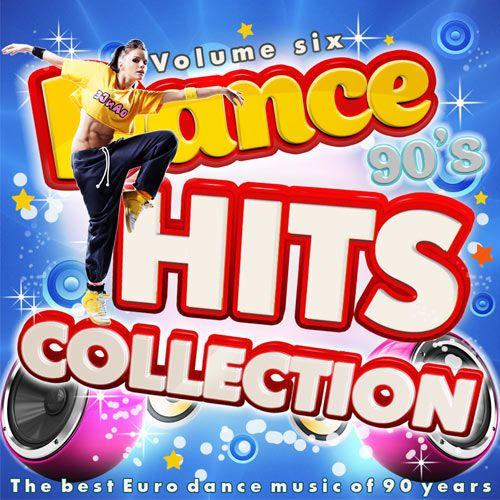 Dance Hits Collection 90's - Vol.6 (2015)
