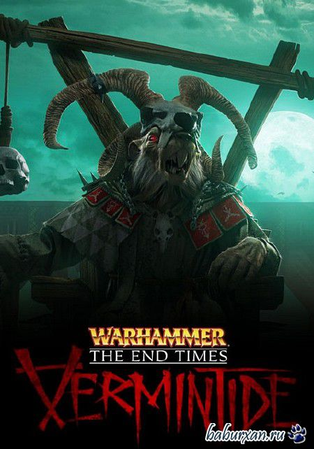 Warhammer: The End Times - Vermintide (2015/RUS/Multi5/RePack)