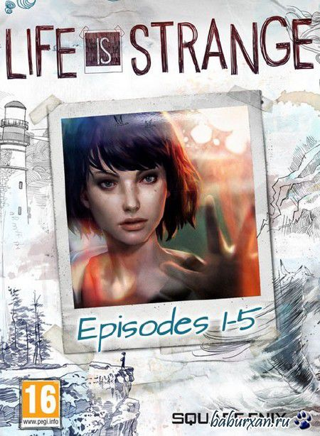 Life Is Strange: Complete Season (2015/RUS/ENG/RePack от R.G. Catalyst)