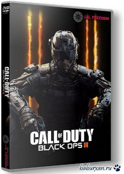 Call of Duty: Black Ops 3 (2015/RUS/RiP от R.G. Freedom)