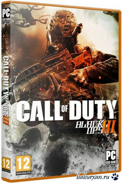 Call of Duty: Black Ops III - Update 1 (2015/RUS/RiP by XLASER)