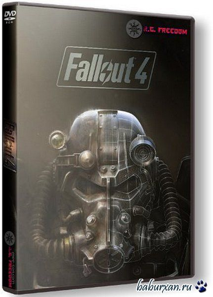 Fallout 4 (2015/RUS/ENG/RePack от R.G. Freedom)