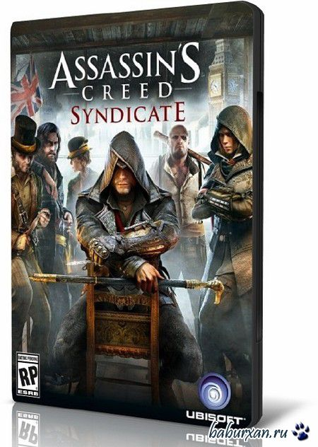 Assassin's Creed: Syndicate / Синдикат (v.1.12 + 24 DLC) (2015/RUS/RePack by XLASER)