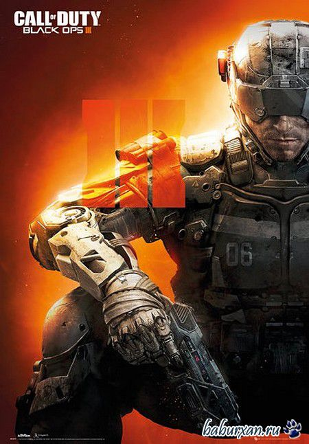 Call of Duty: Black Ops 3 [Update 3] (2015/RUS/RiP от R.G. Freedom)