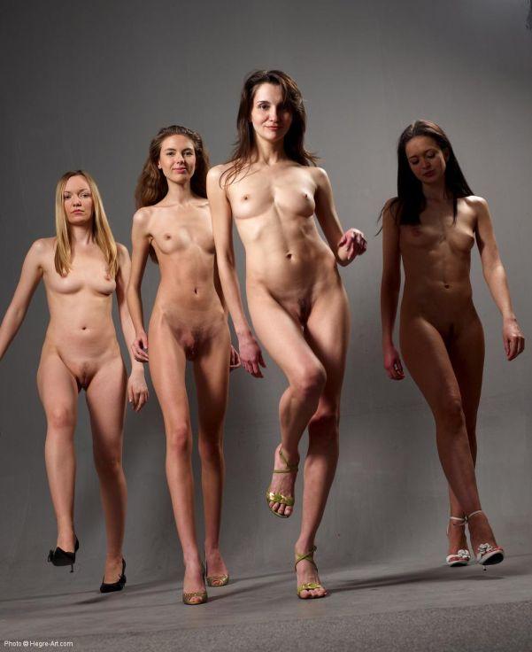 Фото голых дефиле красивых тел