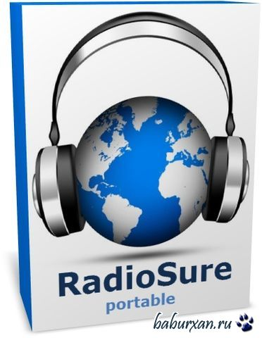 RadioSure 2.2.1045 portable ru