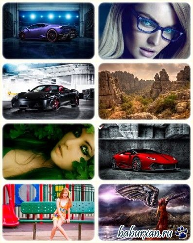 Wallpapers Mixed Pack 44