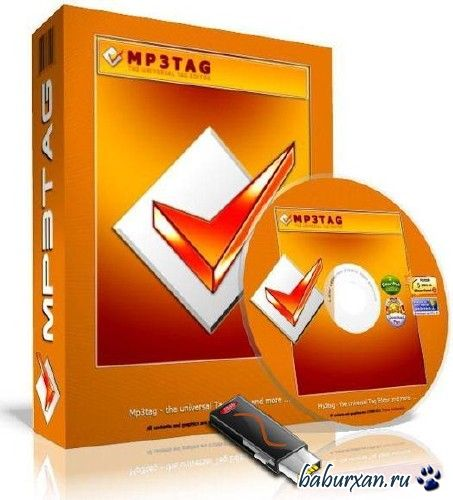 Mp3tag 2.79 RePack (& Portable) by TryRooM